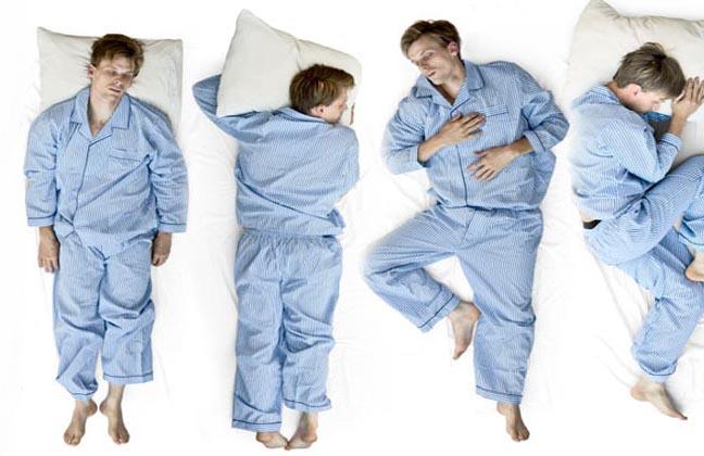 حالت های مختلف خواب ، فواید و مضرات آن