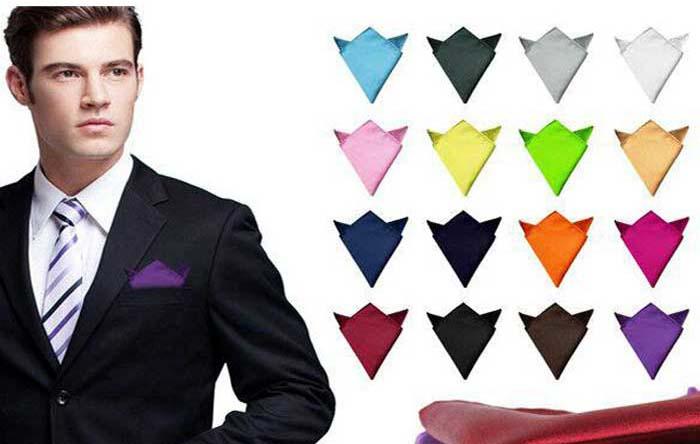 چند نکته درباره دستمال جیب آقایان