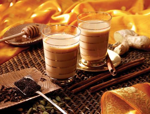 چای خوش عطر ماسالا یک چای لذیذ هندی