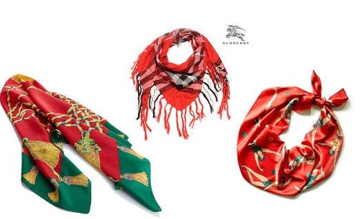 ترفندهایی برای شیک شدن با شال و روسری