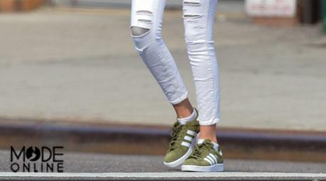 انتخاب کفش ورزشی بر اساس اندام و قد