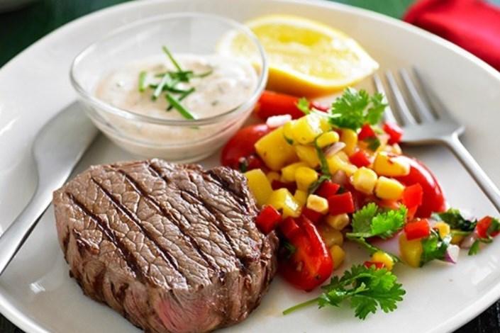 شش علامت کمبود پروتئین