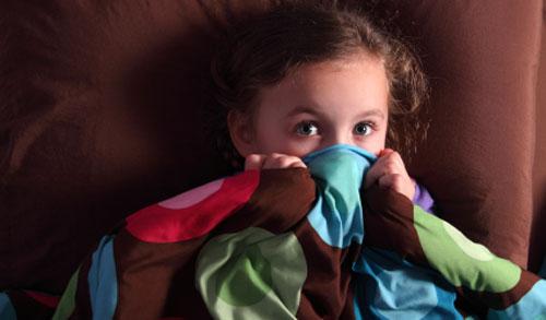 ترس از تاریکی نشانه هوش کودک است