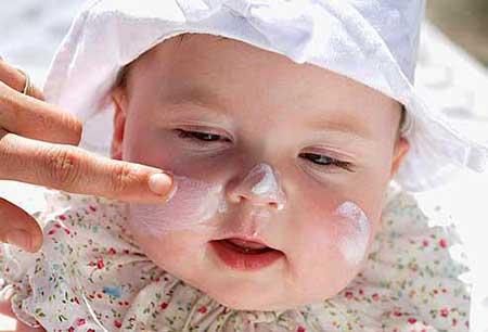 نکاتی برای مراقبت از اگزما در کودکان