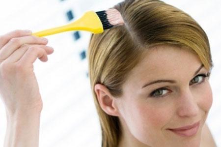 فنون تازه نگه داشتن همیشگی رنگ مو