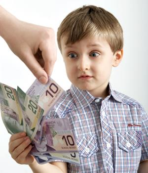 آماده کردن کودک برای زندگی اقتصادی بهتر