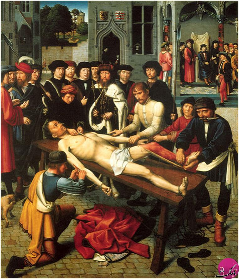 فجيع ترين و وحشيانه ترين روش هاي اعدام در تاريخ (+18)