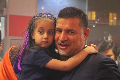 علی دایی: هیچ وقت دخترم نورا را شوهر نمی دهم