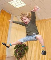 بیش فعالی: کودکان زلزله مانند؟! (2)