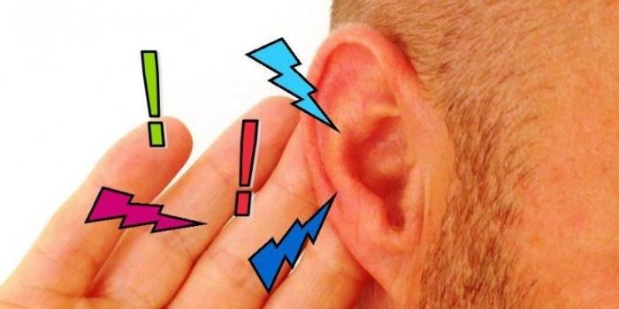 ارتباط وزوز گوش و پتاسیم