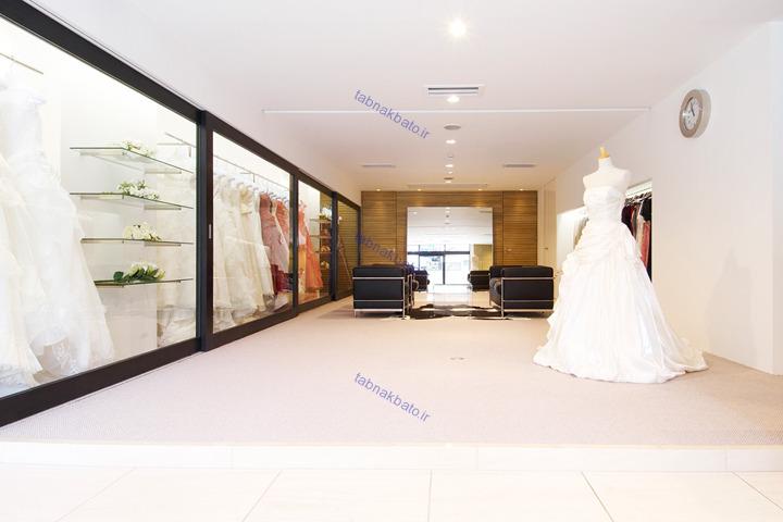 فروشگاه لباس عروس در دبی