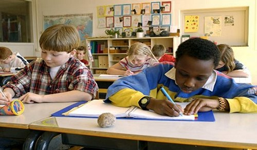مقایسه: در مدارس آمریکا چه میگذرد