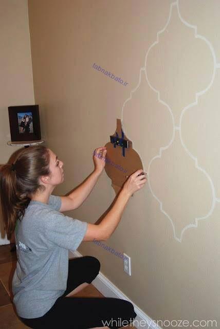 ایده هایی برای جان بخشیدن به دیوارها