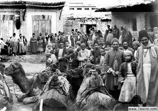 دلیل نامگذاری محلههای شمال تهران قدیم