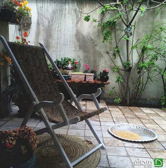 خانه صابر ابر جلوه ای تمام عیار از زندگی ایرانی ---------------- ناتمام