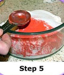 طرز درست کردن خمیر بازی