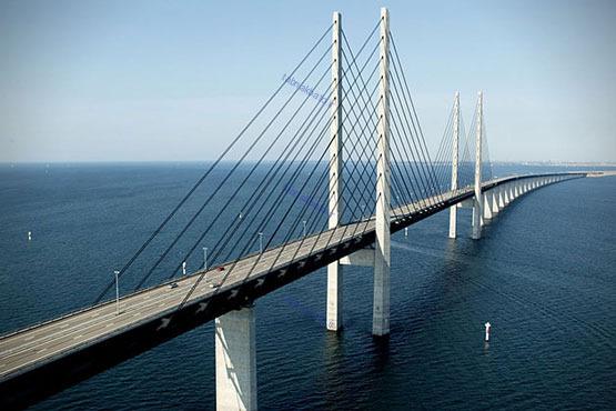تصاویری از پل های شگفت انگیز از سراسر دنیا ـ 2