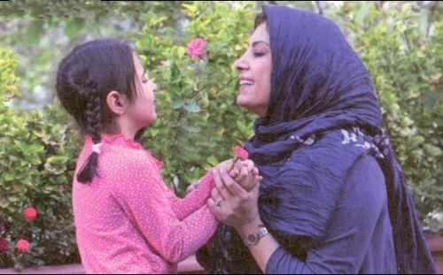 لادن طباطبایی:با دخترم چشمم به عشق باز شد