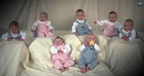 7 قلوهای معروف، هجده ساله شدند +عکس