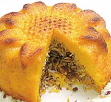 چگونه ته چین شیرازی درست کنیم