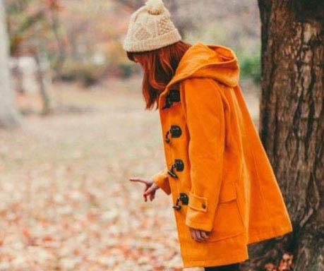 پاییز لباسهای چه رنگی میخواهد؟