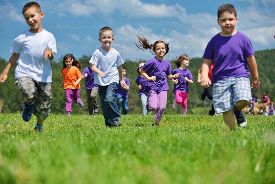 پيدا کردن دوست ، آموزش کودکان