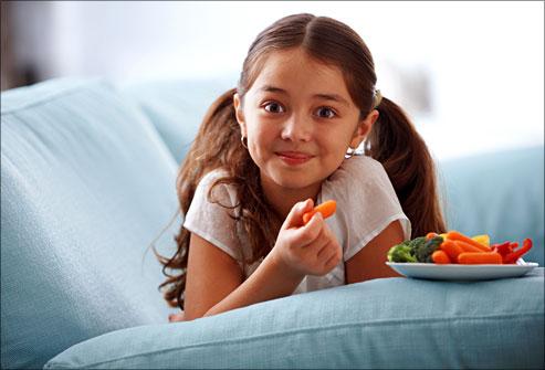عوارض تغذيه نا مناسب کودک