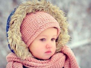 مراقبت از پوست كودك در فصل سرما
