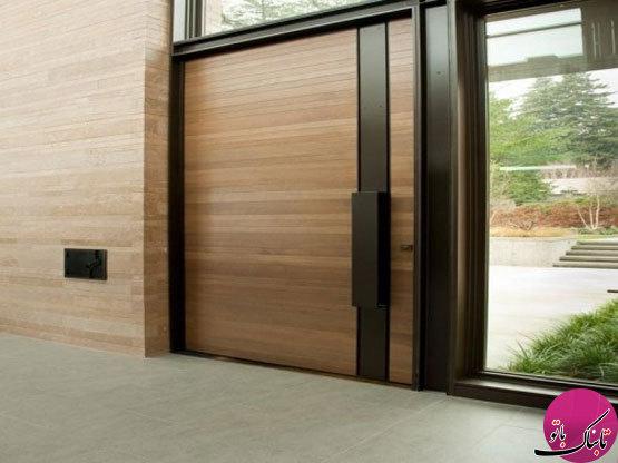 انواع دربهای ورودی ساختمان