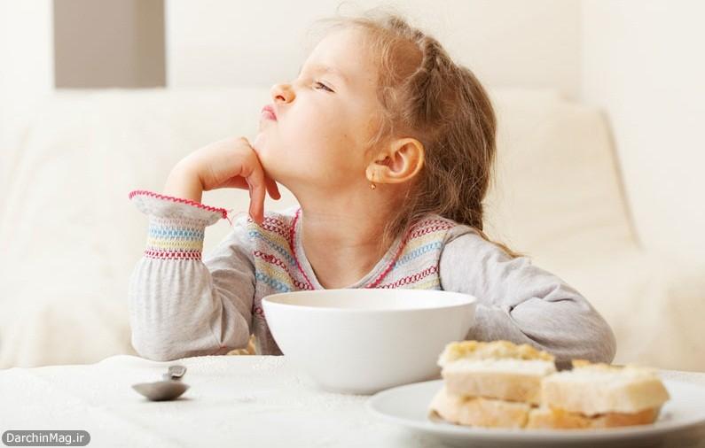 بیماری بی اشتهایی عصبی در کودکان
