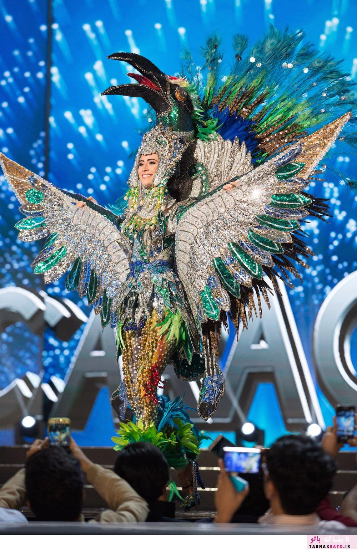 مراسم دختر شایسته جهان یا میس یونیورس 2017