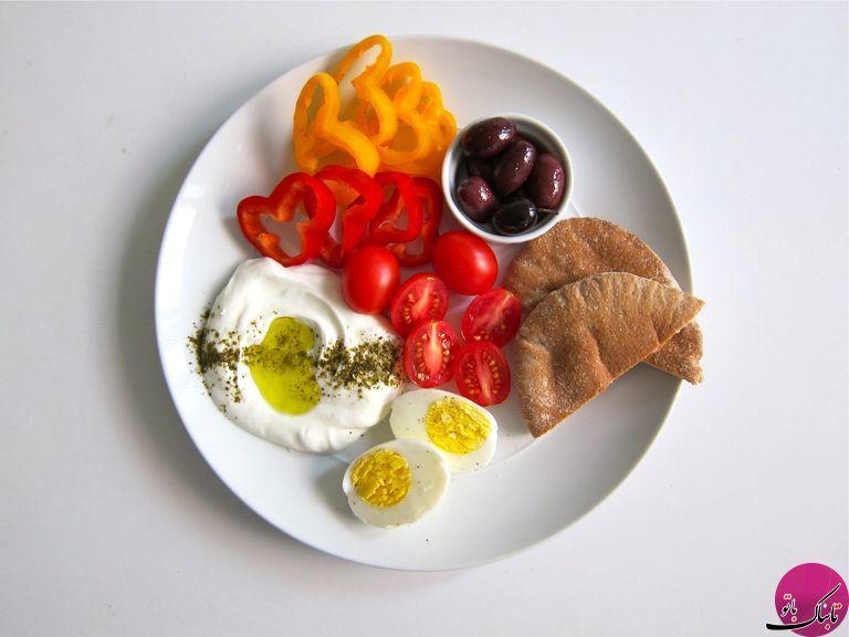 آغاز یک صبح دل انگیز با صبحانه ضد سرطان