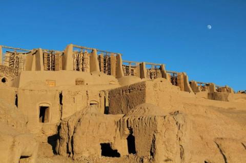 آسیاب بادیهای 1000 ساله خراسان