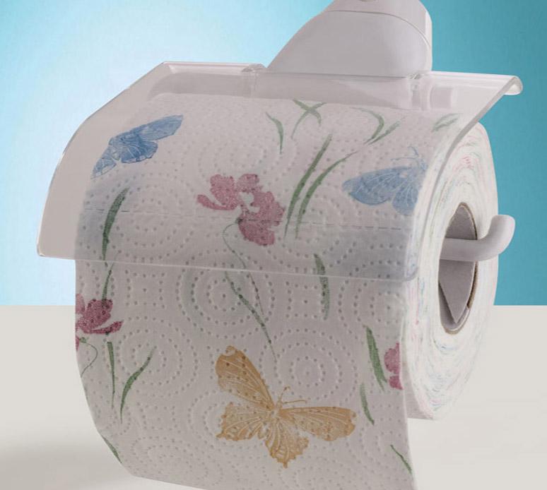 دستمال توالت رنگی و معطر عاملی موثر در ابتلا به سرطان