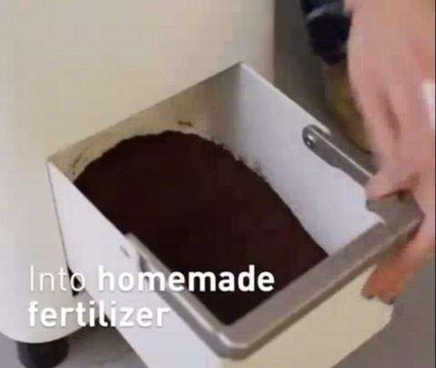 تبدیل آشغال میوه به کود با این دستگاه