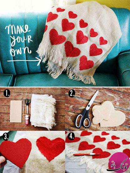 تصاویر: ایدههایی برای شگفتانهای عاشقانه