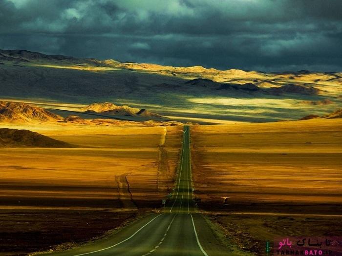 عجیب ترین و جالب ترین جاده های جهان