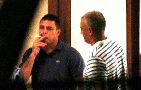 سیگاری های مشهور دنیای فوتبال