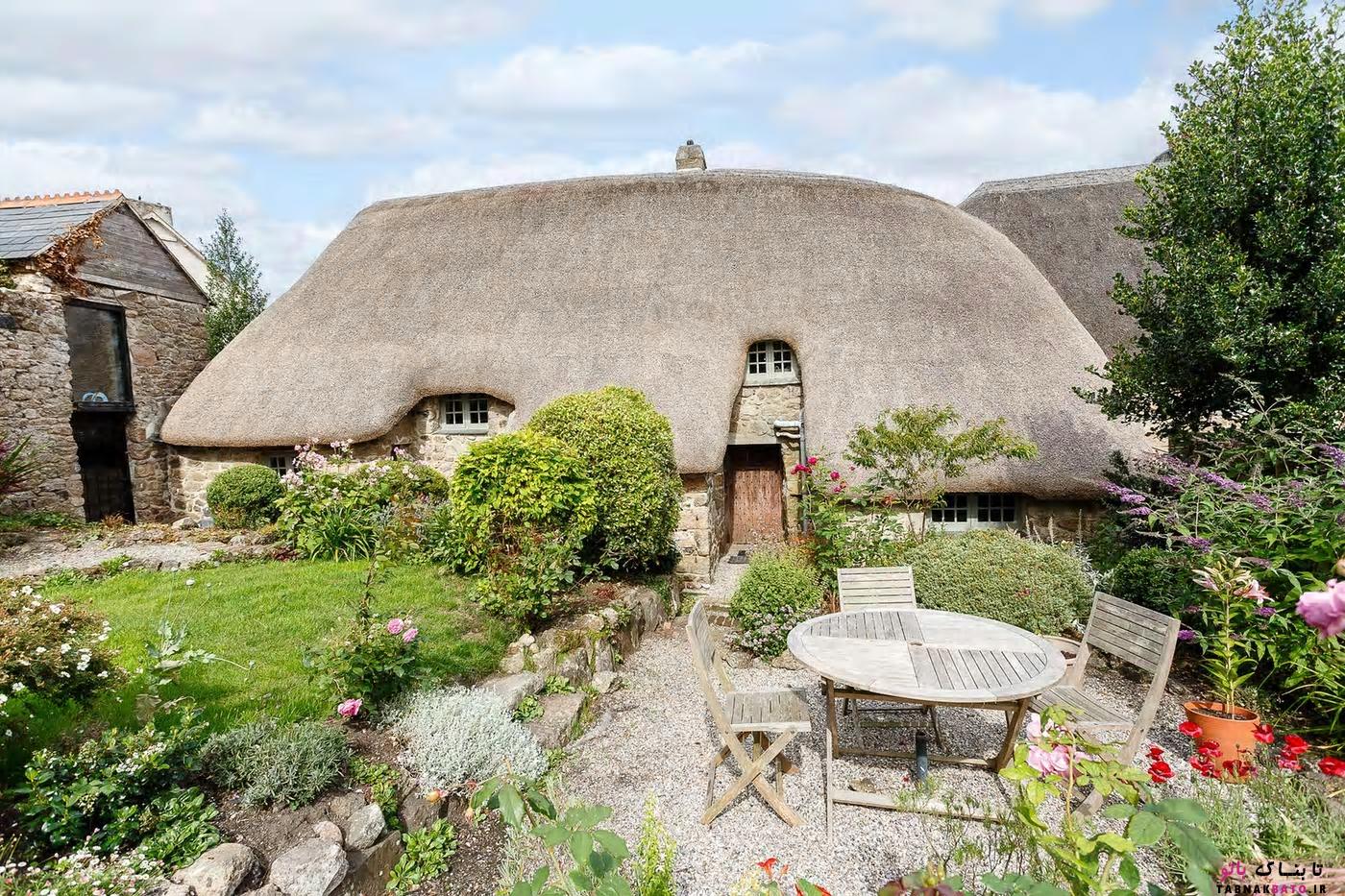 سه خانه رویایی از رمانتیکترین خانههای بریتانیا