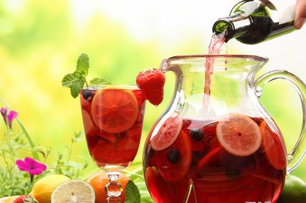 طرز تهیه سانگریا محبوبترین نوشیدنی دنیا