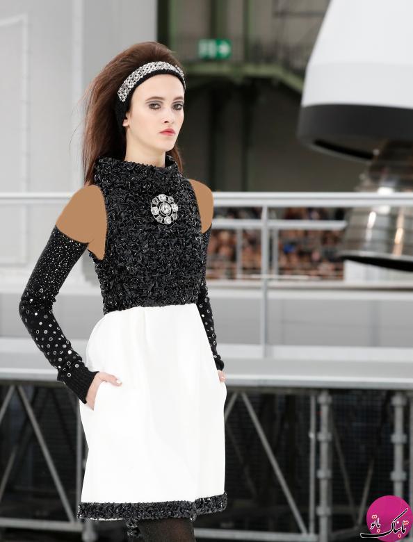 فشن شوی بین ستاره ای 2017-2018 شانل (Chanel