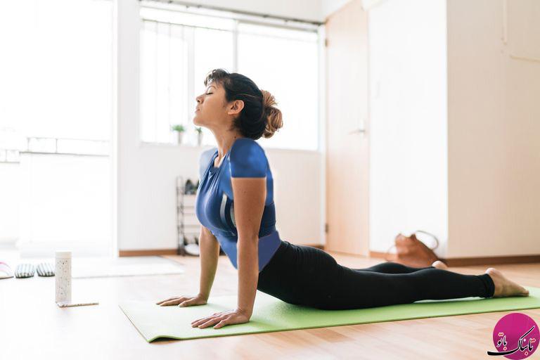 7 قدم برای درمان بورسیت (التهاب بورس) لگن