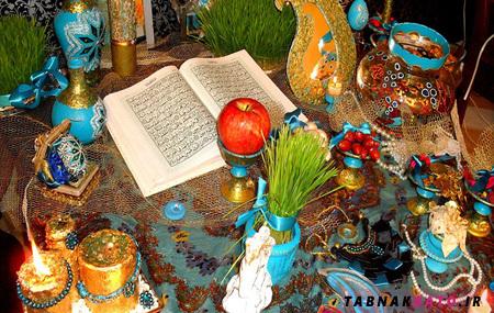 از بوی سمنو در پس کوچه های اصفهان تا سکه سال در اردبیل!
