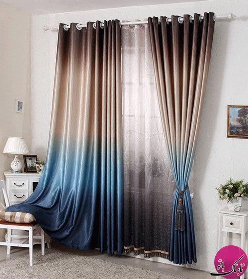 تصاویر: پردههایی شیک و ساده برای اتاق خواب