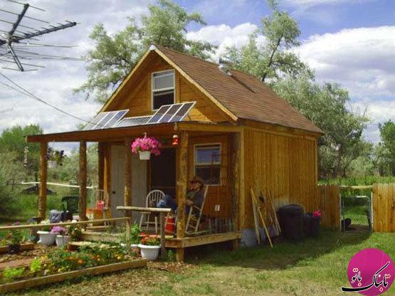 تصاویر: خانه های زیبا و رویایی جنگلی