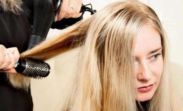 اصول ضروری و لازم برای سشوار و اتو کردن مو