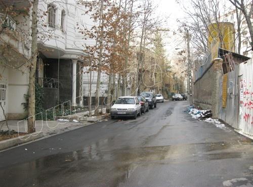 تاریخچه نام محله های تهران