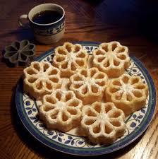 طرز تهیه شیرینی پنجره ای