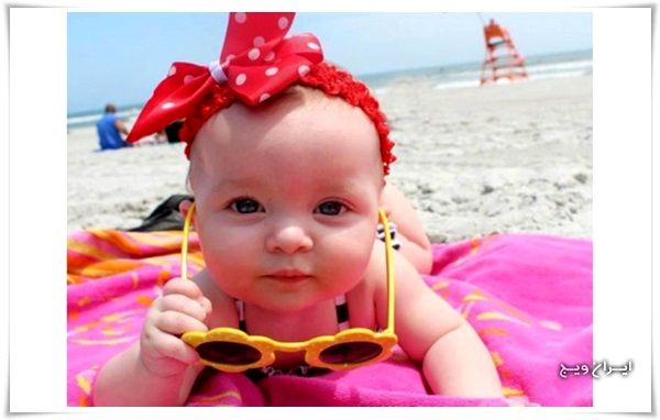 کرم ضد آفتاب برای پوست نوزاد ضرر دارد