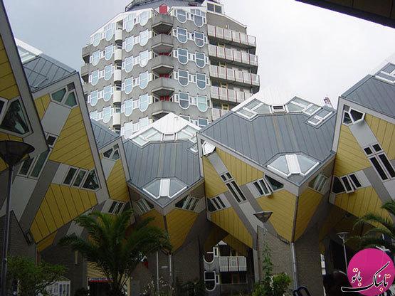 بناهایی با معماری های زیبا و عجیب